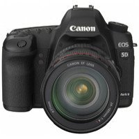 Canon EOS 5D Mark II Digital Camera with 100mm lens