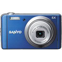 Sanyo VPC-E1600TP Digital Camera
