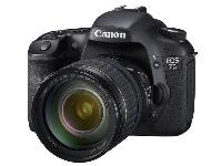 Canon EOS 7D Digital Camera with 17-85mm lens