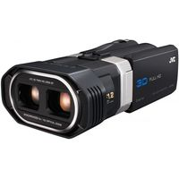 JVC Everio GS-TD1 High Definition 3D Camcorder