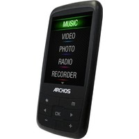 Archos 24b Vision Black (8 GB) MP3 Player