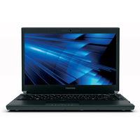 Toshiba Portege R830 Series Black Notebook Computer - R830-S8330