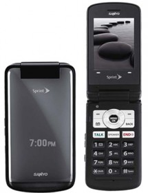 Sanyo Scp-3810 Cell Phone