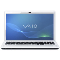 Sony VAIO VPCF22SFX/W PC Notebook