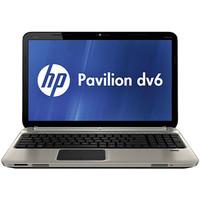Hewlett Packard HP Pavilion DV6 Series Steel Gray Computer - DV6-6140US PC Notebook