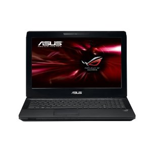 ASUS G53SX-A1 15.6-Inch Gaming - Republic of gamers (Black) PC Notebook