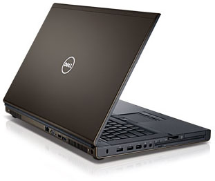 Dell Mobile Precision M6600 Computer Workstation- Intel Core i5-2520M (Dual Core 2.50GHz, 3M cache) ... (bwmc8t43) PC Notebook