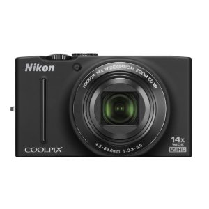 Nikon COOLPIX  S8200 Digital Camera