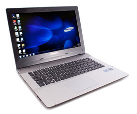 """Samsung 14"""" QX411-W01 Notebook (36725727991)"""