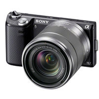 Sony Alpha NEX-5NK Digital Camera with 18-55mm lens