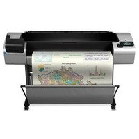 Hewlett Packard T790 InkJet Plotter Printer