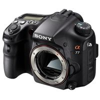 Sony Alpha SLT-A77V Body Only Digital Camera