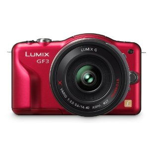 Panasonic LumixDMC-GF3X Digital Camera