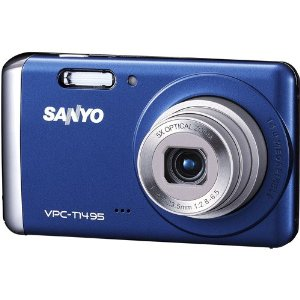 Sanyo VPC-T1495 Digital Camera