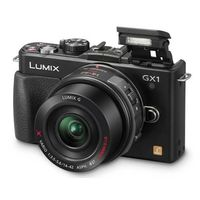 Panasonic Lumix DMC-GX1 Body Only Light Field Camera