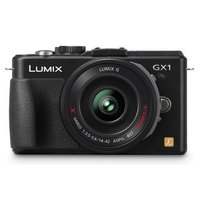 Panasonic Lumix DMC-GX1X Light Field Camera with 14-42mm lens