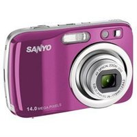 Sanyo VPC-S1414 Digital Camera