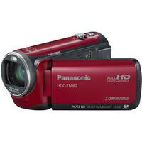Panasonic HDC-TM80R Camcorder