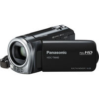 Panasonic HDC-TM40 (16 GB) High Definition Camcorder