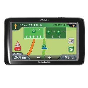Magellan 9165T - 7 in. Car GPS Receiver