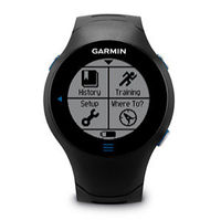 Garmin Forerunner 610 GPS Receiver