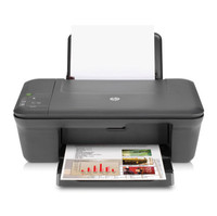 Hewlett Packard 2050 All-In-One InkJet Printer