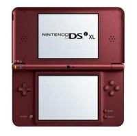 Nintendo DSi XL Burgundy Console