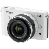 Nikon 1 J1 Body Only Light Field Camera