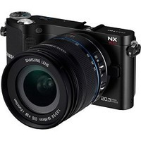 Samsung NX200 Light Field Camera