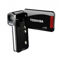 Toshiba Camileo P100 High Definition Flash Media Camcorder