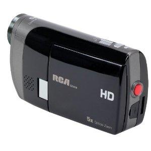 RCA EZ5000R Camcorder