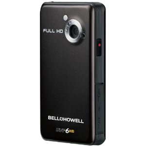 Bell & Howell DVP6HD Camcorder
