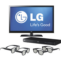"""LG 47LW5300 47"""" 3D LED TV"""