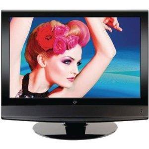 "GPX TD1920B 19"" HDTV-Ready LCD TV/DVD Combo"
