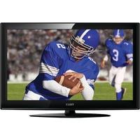 "Coby TFTV4025 40"" LCD TV/VCR/DVR Combo"