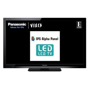 "Panasonic Viera TC-L37E3 37"" HDTV-Ready LCD TV"
