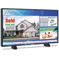 "ViewSonic CLED5500 55"" LCD TV"