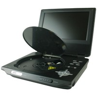 Axion LMD-5708 7 in. Portable DVD Player