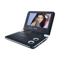 Coby TF3DVD7019 7 in. DVD Player