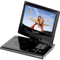 Supersonic SC-179 9 in. DVD Player