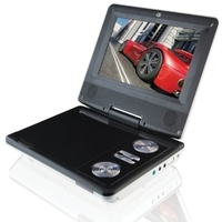 GPX PD701W 7 in. Portable DVD Player