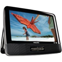 Philips Pd9016 9 in. Portable DVD Player