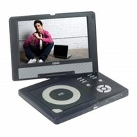 Naxa Electronics Npd-1002 10.2 in. Portable DVD Player