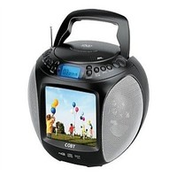 Coby TF-DVD577 5.6 in. Portable DVD Player
