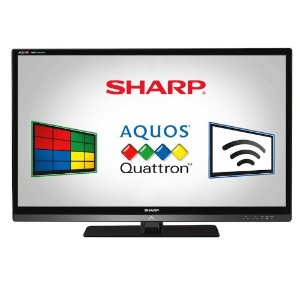 "Sharp LC-40LE830U 40"" LCD TV"