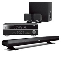 Yamaha YHT-494 Theater System