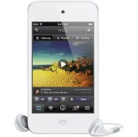 Apple White iPod Touch 64 GB Digital Media Player