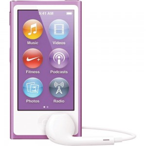 Apple iPod Nano 7th Generation 8 GB MP3 Player