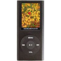Naxa Electronics NMV-149 (4 GB) MP3 Player