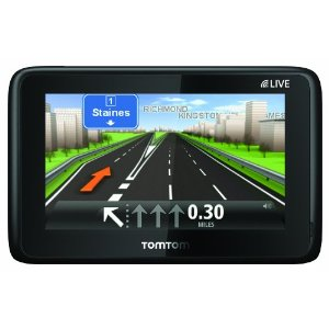 TomTom GO 1000 Europe Traffic - 4.3 in. Car GPS Receiver
